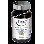 СЕЛЛ-ПРОТЕКТ Коэнзим Q10 + Селен /  Cell-Protect Coenzyme Q10 & Selenium 60 капсул.