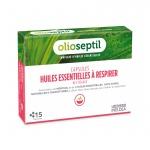 Олиосептил® Для ингаляций / Olioseptil® HUILES ESSENTIELLES 15 капсул.