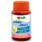 Педиакид Жевательный мармелад Омега 3 / Pediakid Gommes Omega 3, 60 шт.