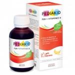 Железо-Витамин B / Pediakid® Fer-Vitamines B, 125 мл.