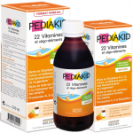 22 Витамина и Олигоэлементы / 22 Vitamines 125 мл.