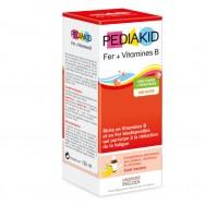 PediaKid: Железо Витамин B – бережная забота о детях