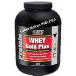 Вэй Голд Плюс Протеин Ваниль / Whey Gold Plus Protein Vanilla 2.2 кг.