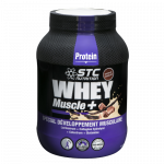 Вэй Маскл + Шоколад / WHEY MUSCLE + Chocolate 750 грамм