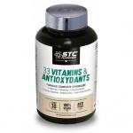 33 Витамина & Анитиоксиданта / 33 Vitamins & Antioxidant, 90 капсул